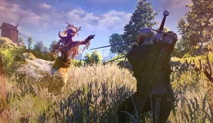 GC 2014: 35 Minuten aus der Gameplay-Demo von Witcher 3