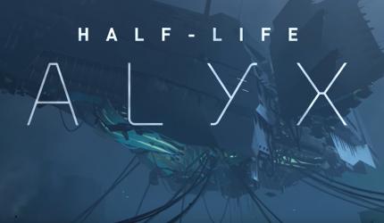 Half-Life: Alyx - VR-Spiel angekündigt