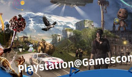 gamescom 2014: Sony Pressekonferenz bei uns im Livestream