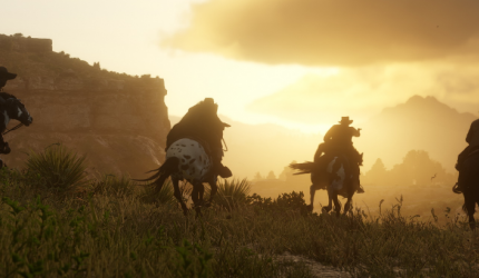 Red Dead Redemption 2 – Erster Gameplay-Trailer