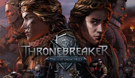 GWENT und Thronebreaker: Doppelte Releases aus der Witcher-Welt