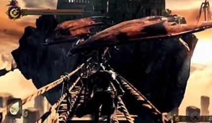 Dark Souls 2 - Gameplay Footage