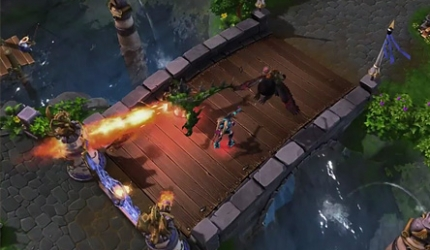 Heroes of the Storm - Gameplay Trailer