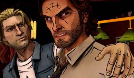The Wolf Among Us: Episode 2 - Smoke & Mirrors Trailer