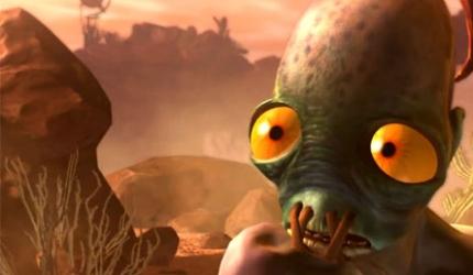 Oddworld: New 'n' Tasty - Launch Trailer