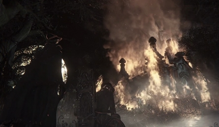 Bloodborne, gamescom Gameplay Trailer