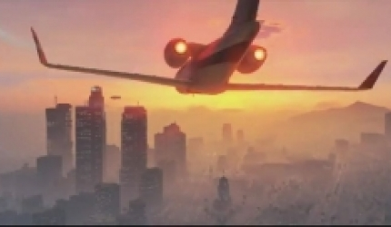 Grand Theft Auto V Teaser Trailer