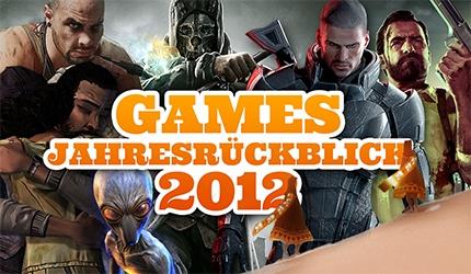 Podcast: Jahresrückblick: Games 2012