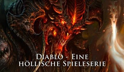 Podcast: Diablo - Eine höllische Spieleserie