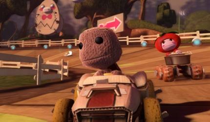 GC 2012: LittleBigPlanet Karting Ersteindruck