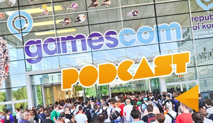 Podcast: Die gamescom 2012