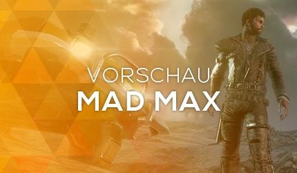GC 2013: Mad Max Vorschau