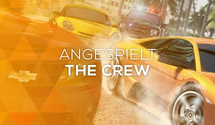 GC 2013: The Crew – Angespielt