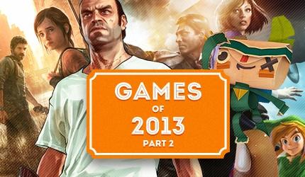 Podcast: Jahresrückblick Games 2013 - Teil 2