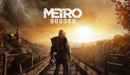 Metro Exodus - Gamescom Gameplay angespielt