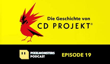 Podcast: Die Geschichte von CD Projekt Red