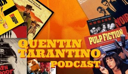 Podcast: 50zigster Geburtstag von Quentin Tarantino
