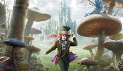 Alice im Wunderland Bilderupdate und Trailer