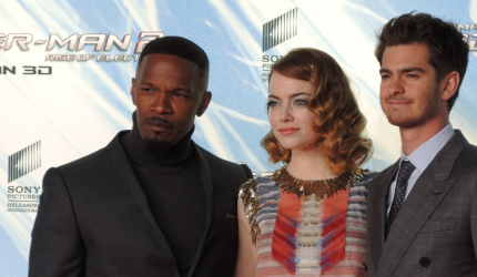 "Video von der ""Amazing Spider-Man 2""-Premiere in Berlin News"