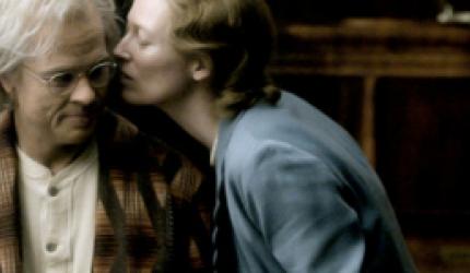 Der seltsame Fall des Benjamin Button Filmkritik