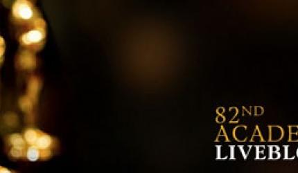 Oscar 2010 - Liveblog