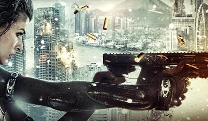 Filmkritik Resident Evil: Retribution