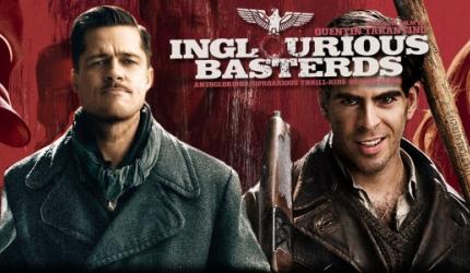 Filmkritik Inglourious Basterds
