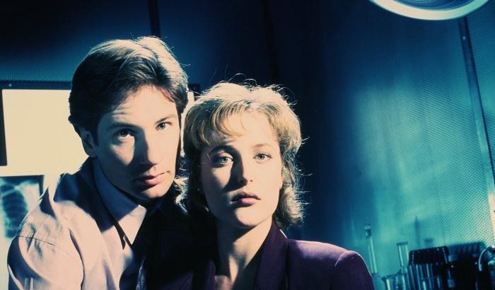 Serie: Akte X - Die unheimlichen Fälle des FBI