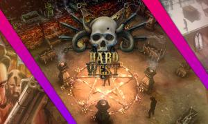 gamescom15 - Look: Hard West