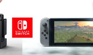 Nintendos neue Konsole Switch wird hybrides Tabletsystem