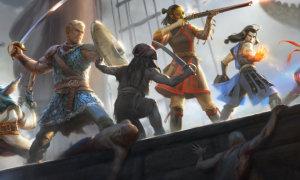 Pillars of Eternity 2: Deadfire - Ultimate Edition Konsolenversion Anfang 2020