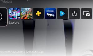 Playstation – Benutzer-Oberfläche vorgestellt