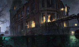 The Sinking City – Adventure drei Monate verschoben