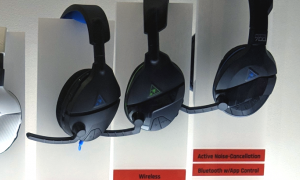 Gamescom: Turtle Beach Headsets angesehen