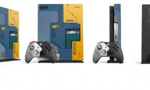 Cyberpunk 2077 – Hardware im Spieldesign angekündigt