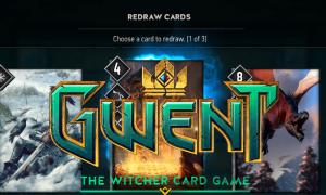 Gwent -  Karten kloppen mit dem Witcher