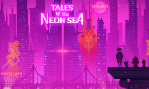 Gamescom - Tales of the Neon Sea angespielt
