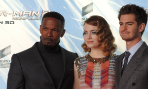 "Video von der ""Amazing Spider-Man 2""-Premiere in Berlin"