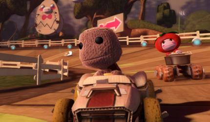 Feature: GC 2012: LittleBigPlanet Karting Ersteindruck