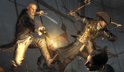 Feature: GC2012: Assassin's Creed 3 Hands-On