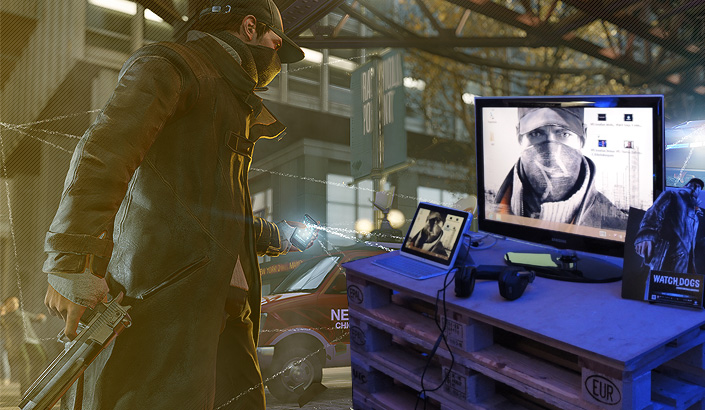 Feature: Watch_Dogs Hands-On