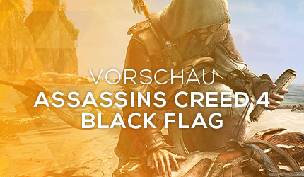 Feature: GC 2013: Assassins Creed 4: Black Flag Vorschau