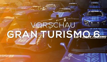 Feature: GC 2013: Gran Turismo 6 Vorschau