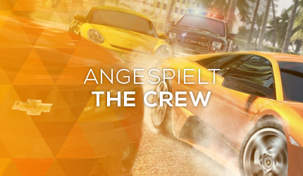 Feature: GC 2013: The Crew – Angespielt