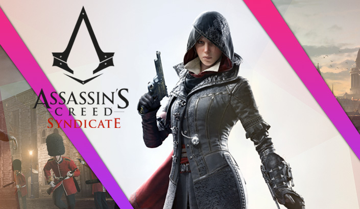 Feature: gamescom15 - Play: Assassin's Creed Syndicate