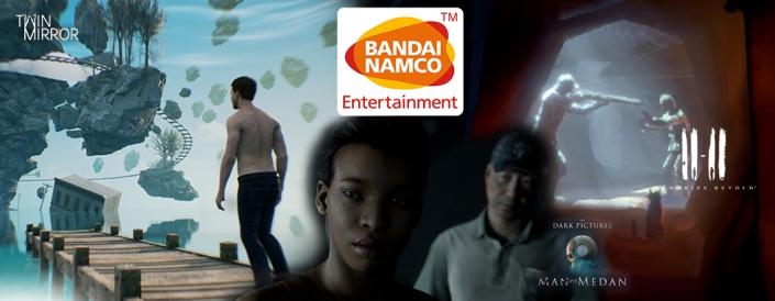 Feature: Gamescom: Bandai Namco Titel angespielt