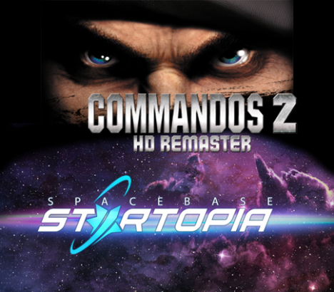 Feature: Gamescom19: Commandos 2 HD + Startopia wieder da