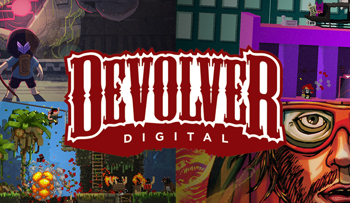 Feature: GC 2014: Devolver - Der beste Richer für kultige Indies