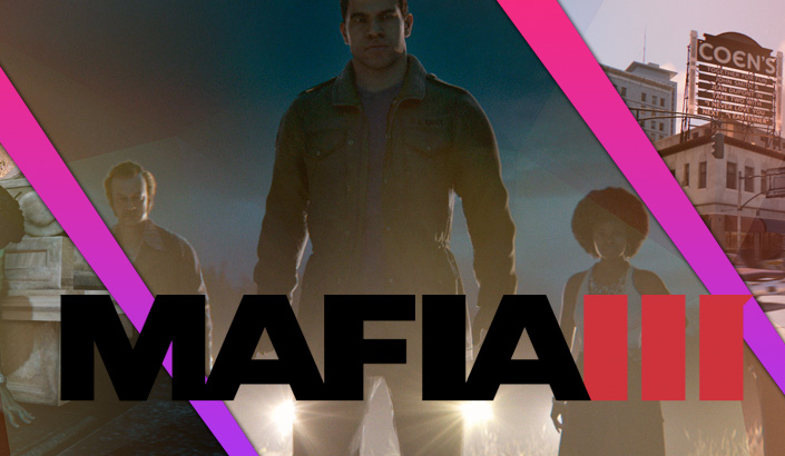 Feature: gamescom15 - Look: Mafia 3