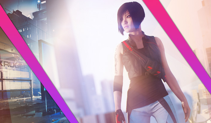 Feature: gamescom15 - Look: Mirror's Edge - Catalyst